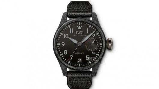 Iwc black carbon replica